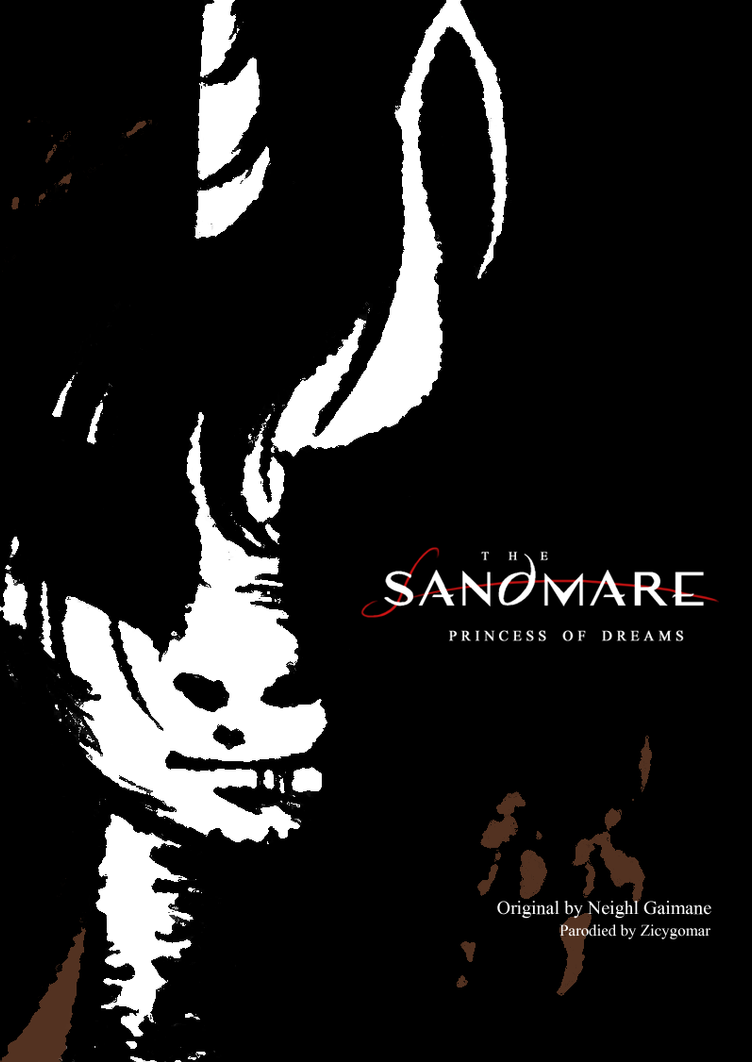 The Sandmare by Zicygomar