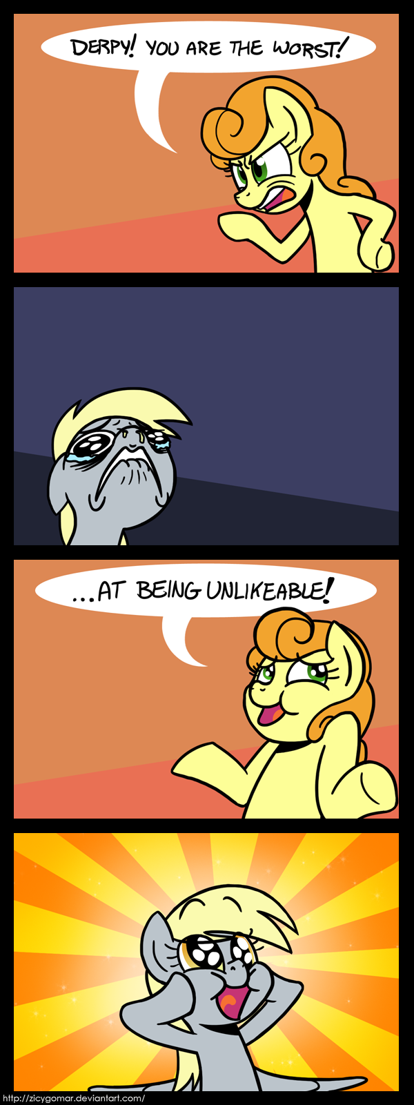 The Worst by Zicygomar