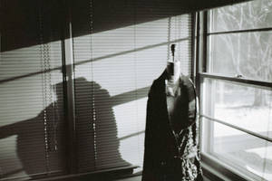 Smoking Jacket with Shadow