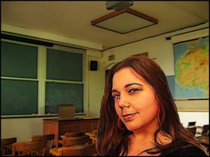 Hot for Teacher