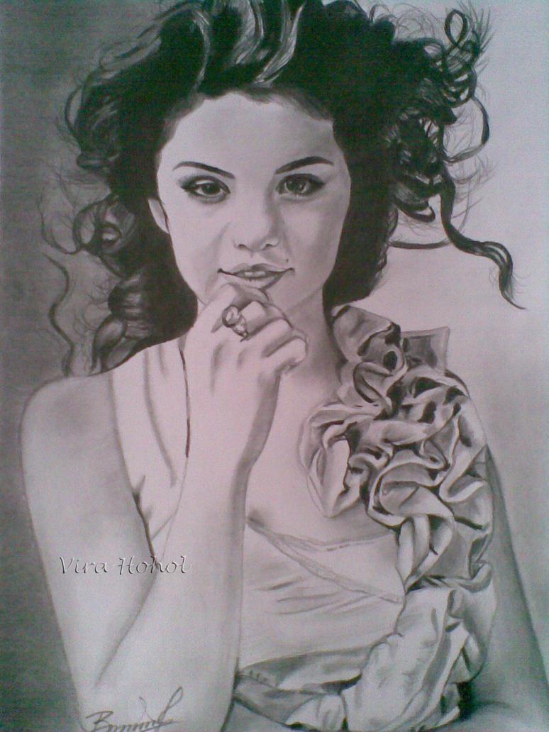 Selena Gomez by Vira1991