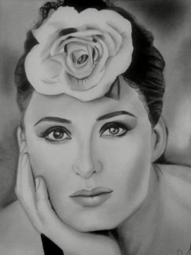 Ceyda Duvenci by Vira1991