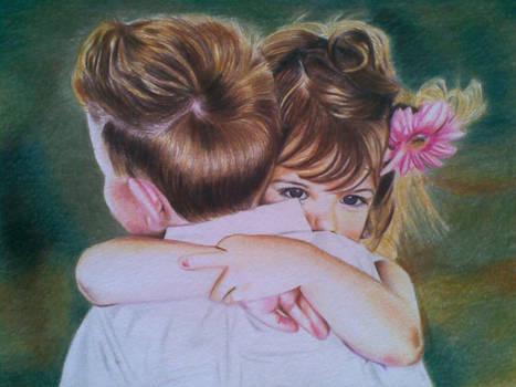 Give me a hug.....