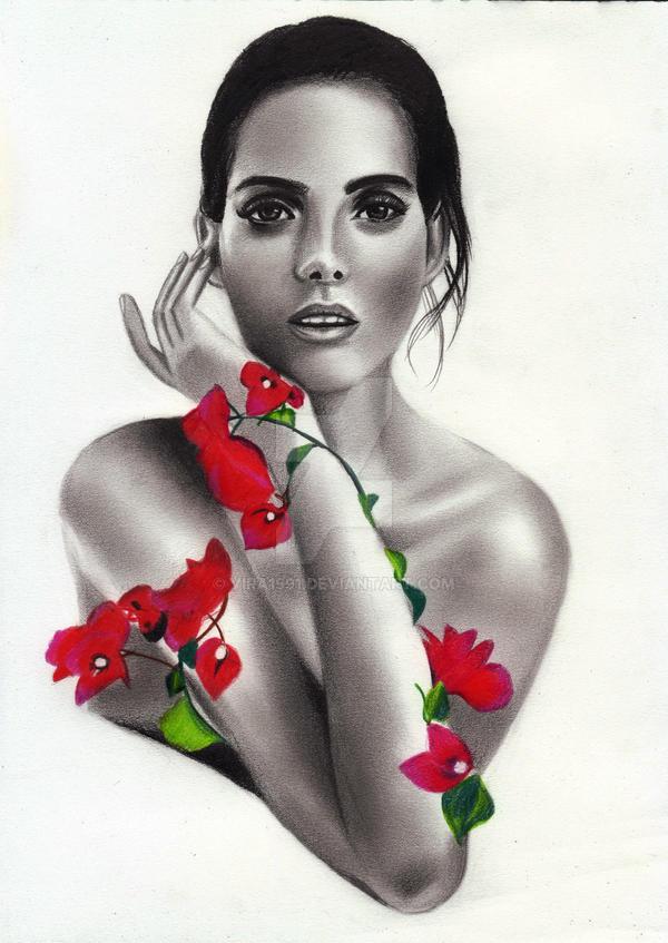 Marina Jamieson by Vira1991