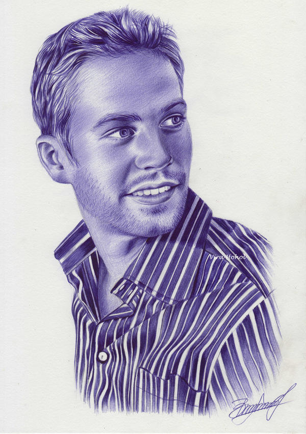 Paul Walker by Vira1991