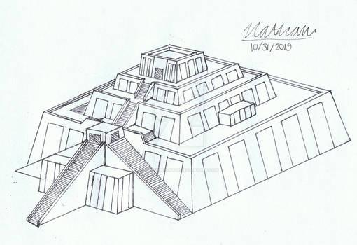 Ziggurat http://www.midisegni.it/storia/disegni/ziggurat.gif ...   350x510