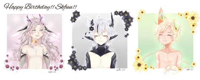 Happy Birthday, Skfuu!!