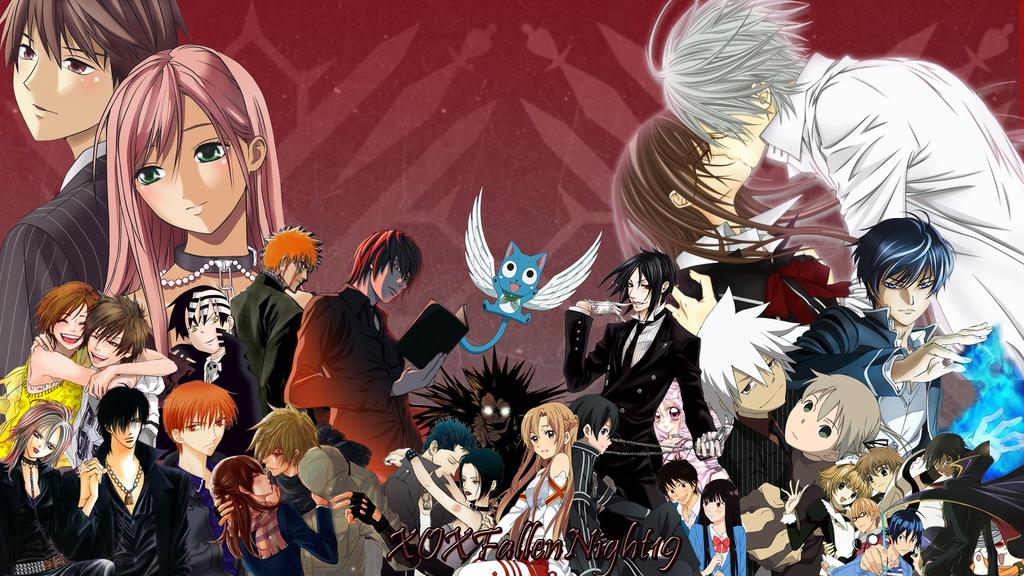 Youtube Channel Anime Wallpaper | www.pixshark.com ...