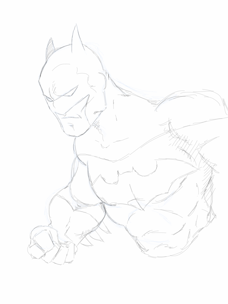 The Batman by TheMoore
