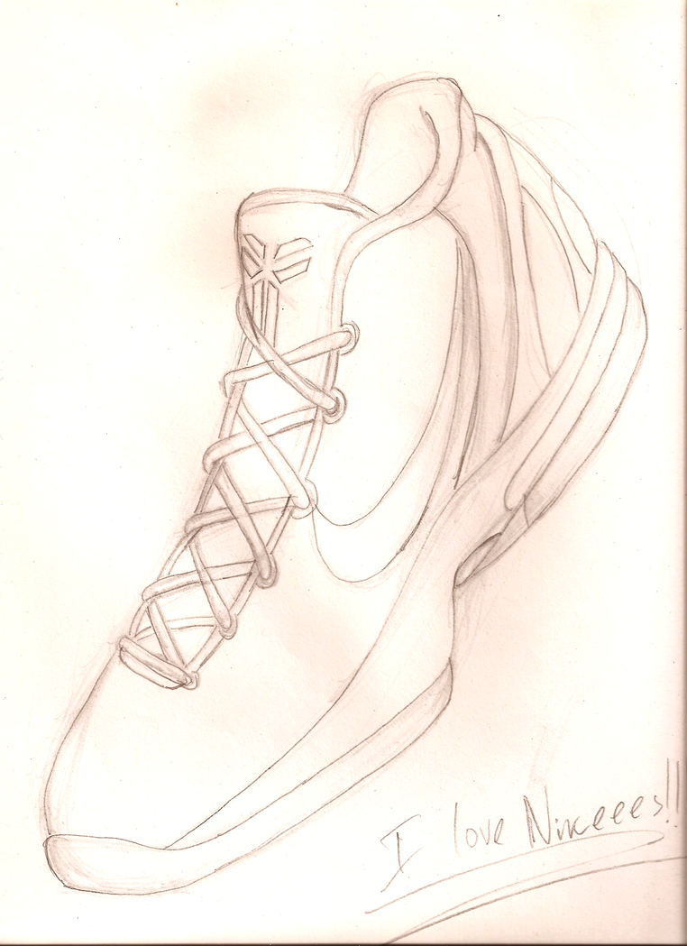 Nike Shoe Drawi...