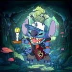 Gravity Falls - Stitch