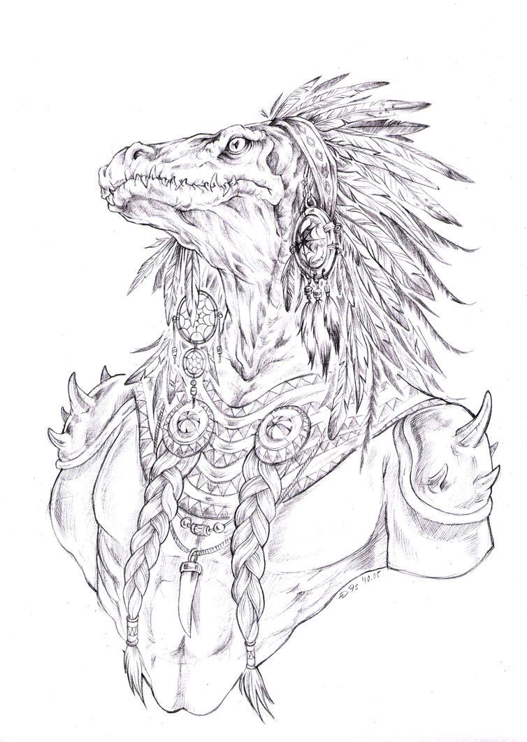 Rolea tu imperio - Volumen VII - RISE OF THE QUEEN - Parte 3 - Página 4 Ssrathi_shaman_by_CHA0Sgirl