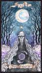 Tarot - 1 The Magician by zsofiadome