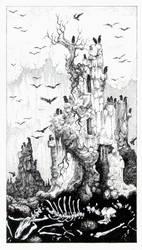 Tarot - 16 The Tower