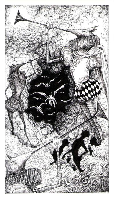 Tarot - 20 Judgement by zsofiadome