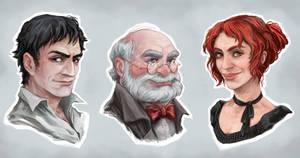 OC Portraits