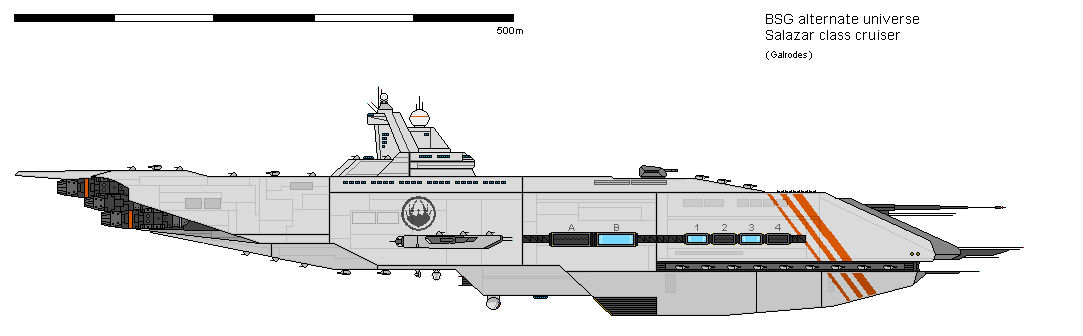 Salazar class Cruiser
