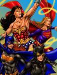 DC Heroines!