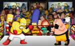 Homer versus Peter