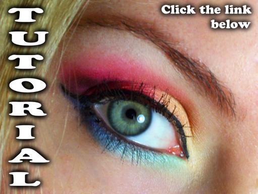Eye makeup tutorial by Yoell
