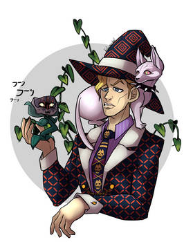 Witchy Kira