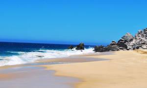 Stones Sea Splash