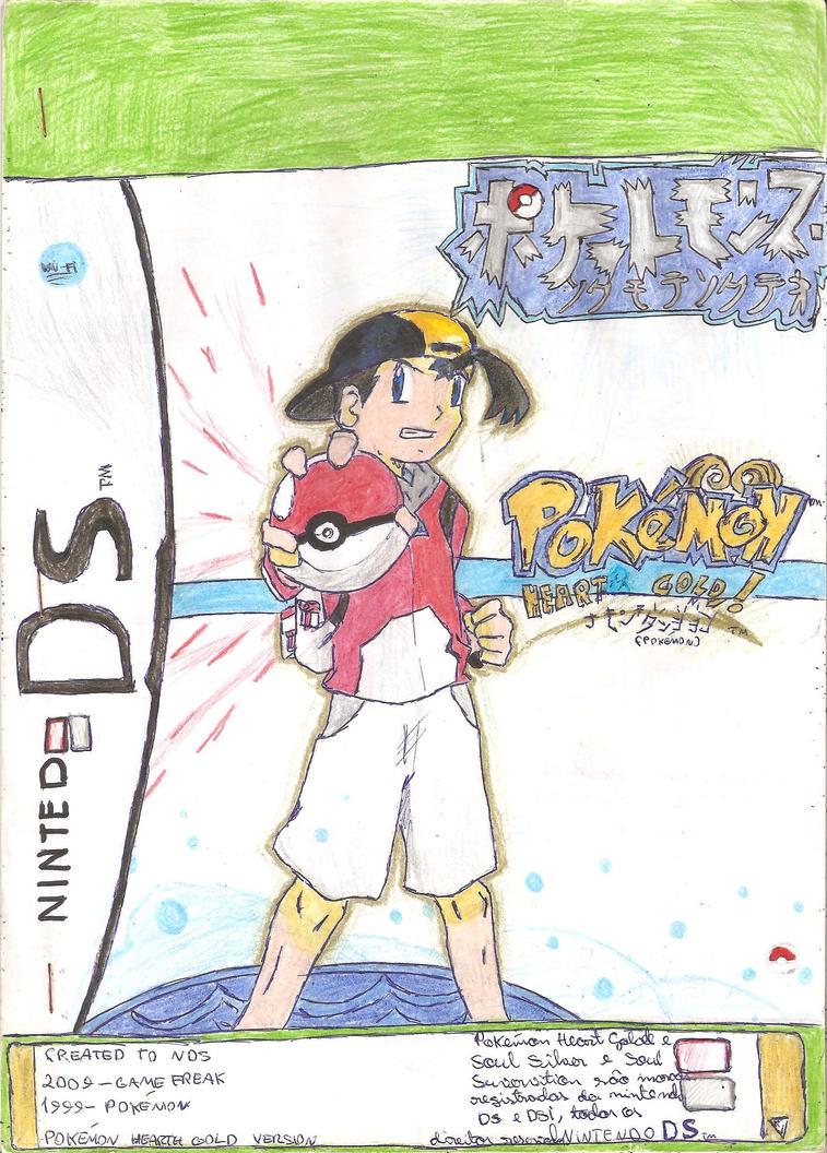 Pokémon HeartGold/SoulSilver fan HQ (2009-2010) (HQ Completa!) Pokemon_heartgold_fan_hq__2009_2010____cover_by_zennytheheddgehog-d709iv3