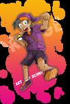 Trainer from Pokemon Orange GBC