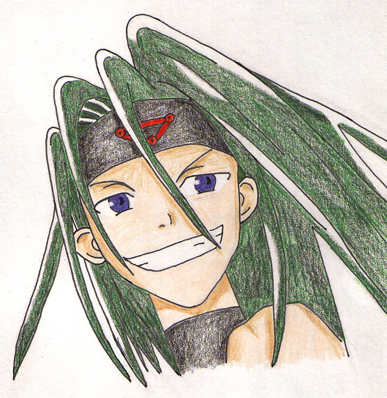 FMA: Envy by Gemema537