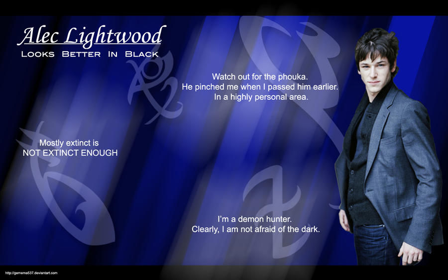 Quotes About Alec Lightwood (136 quotes) - Goodreads