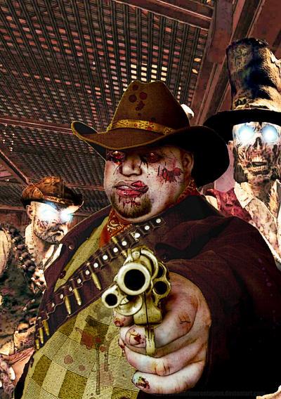 Big Bad Dan by zomberinacontagion