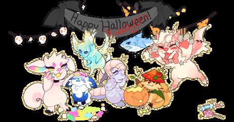 spooky boiyos