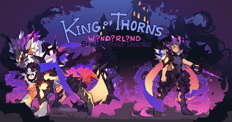 Stygian Guest Design - King of Thorns
