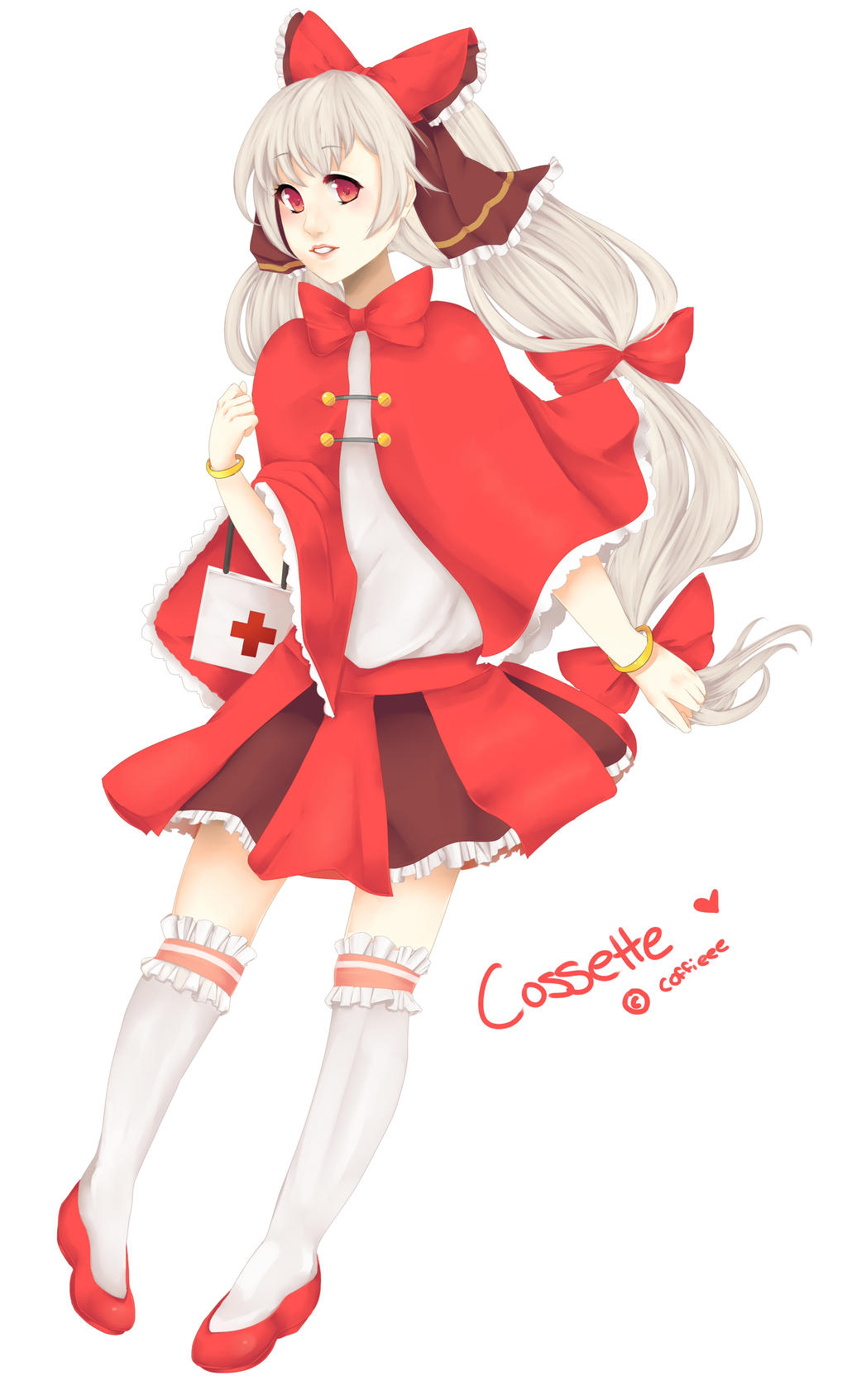 Cossette by daypoo