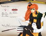 U-M : Camellia Blythe
