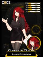 C8DE: Charlotte Cipher by daypoo