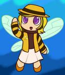 little bee fairy