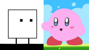 Qbby and Kirby