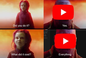 YOUTUBE IS GONE by Raikaaa