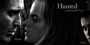 Hunted- Scabior.Hermione fanfi