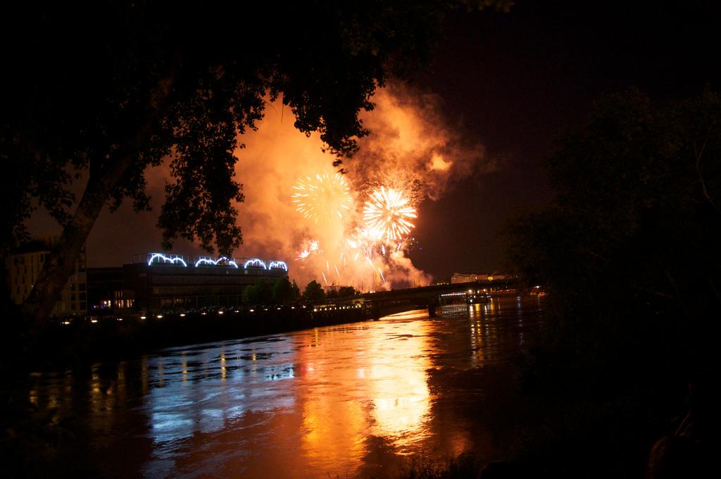 Fireworks by Alfinette