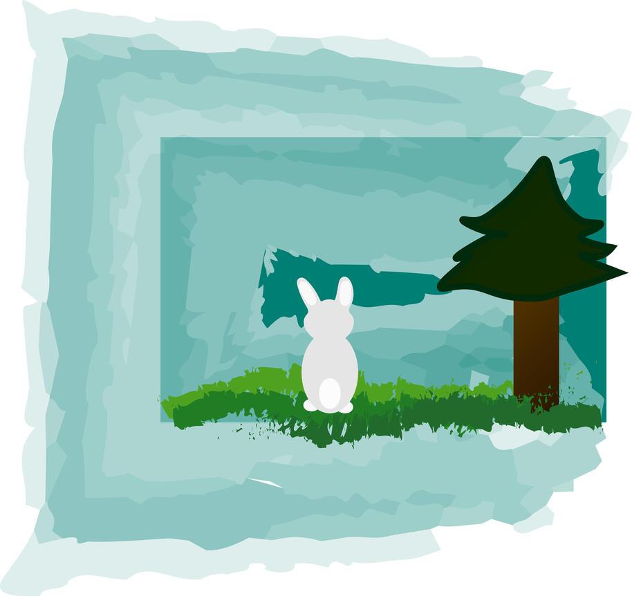 Bunny bunny bunny by Alfinette