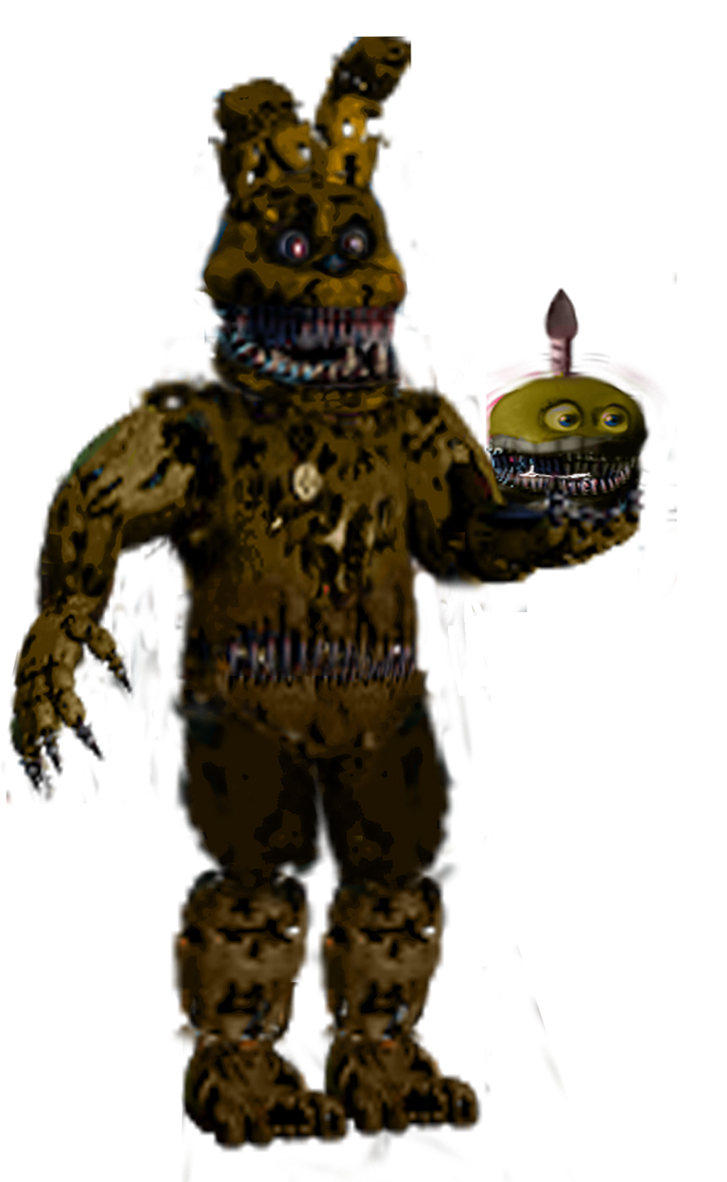 golden spring chat Golden freddy's original form (referred to as yellow bear in the first game's files) is a hallucination-like animatronic in five nights at freddy's he is a secret, golden colored version of freddy fazbear who appears in the office after a certain sequence of events are triggered appearance .