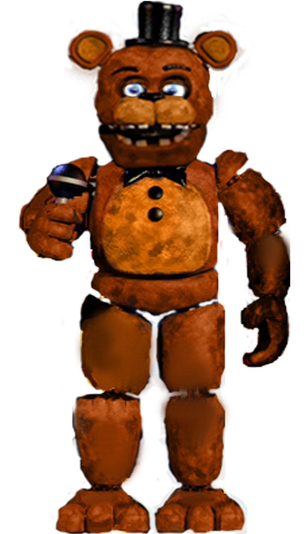 Unwithered freddy by reizosaurus 64 on deviantart
