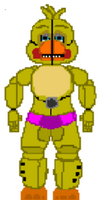 Funtime Toy Chica