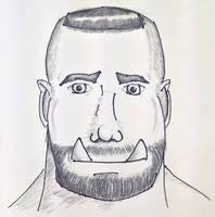 Bo'Rung (Portrait)