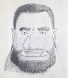 Xorug - Portrait