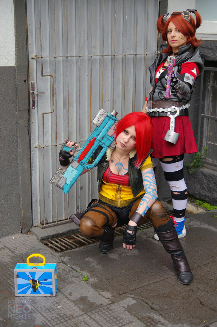 Borderlands by DihAyala