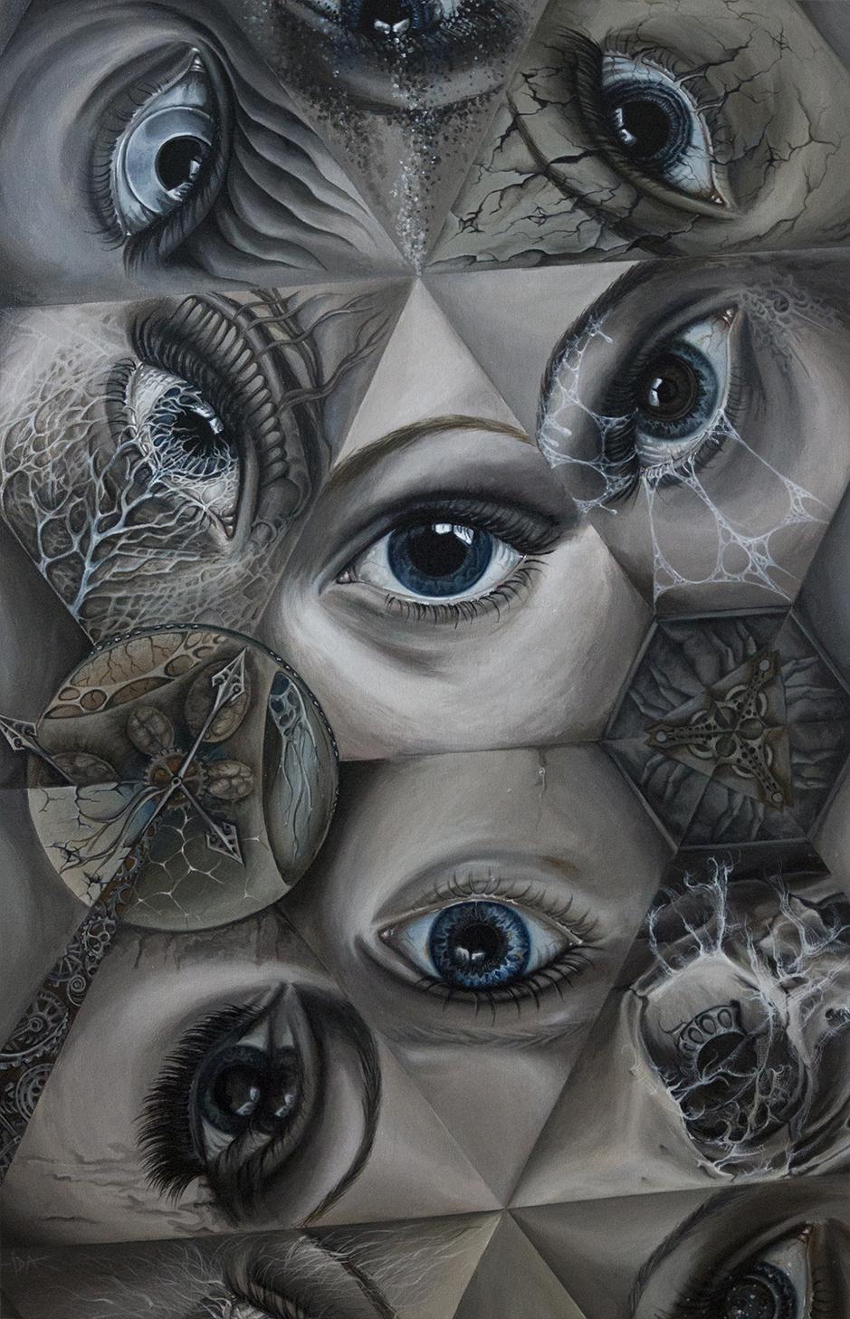 Kaleidoscope by Ida-Astero