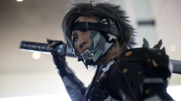 Raiden Rare Angle by Cosplay4FunUltimate